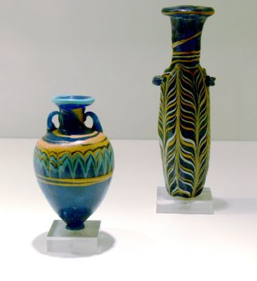 Phoenician glass